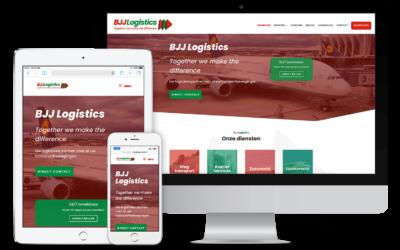 Nieuwe website bij 22 jarig jubileum